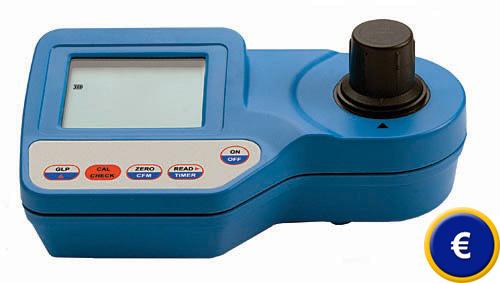 Photom tre monofonctionnel pour la duret de l 39 eau for Test de durete de l eau