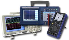 Oscilloscopes PCE Instruments